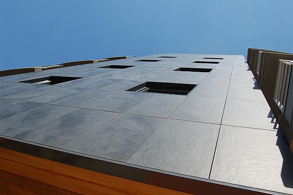 Bsrv fa ade ventil e c ramique for Revetement facade